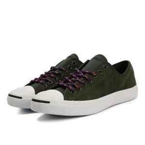 Converse Mens Jack Purcell Jack OX Suede 162564C